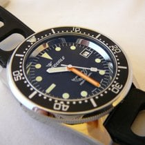 Squale Professional 500mt - 1521-026A1 polished case, tropic...