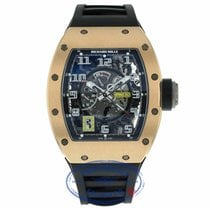 Richard Mille RM030 Big Date Power Reserve Rose Gold