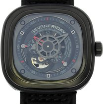Sevenfriday P3 Industrial Engines Racer