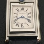 Cartier Tank Basculante stainless steel