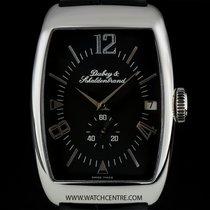 Dubey & Schaldenbrand S/S Black Dial Aerodyn Elegance...