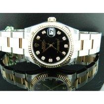 Rolex Date Just Ref. 178271 Acciaio Oro Rosa