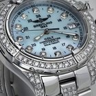 Breitling Aeromarine Colt Automatic A17350 With Diamonds 38...