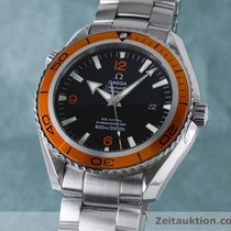 Omega Seamaster Planet Ocean Co Axial Big Size Herrenuhr...