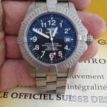 Breitling avenger SEAWOLF titanio bracciale professional