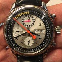 Longines Honour & Glory Olympic Chronograph ref L7.885.4