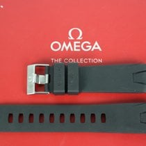 Omega Seamaster Planet Ocean 22mm Rubber Strap and Buckle