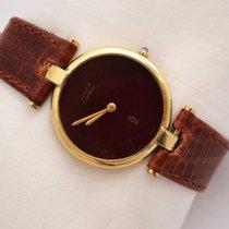 Cartier Vermeil 925 Quartz Midsize Watch