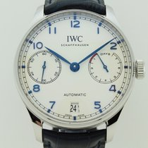 IWC Portugieser 7 day Power Reserve Automatic Steel IW500705
