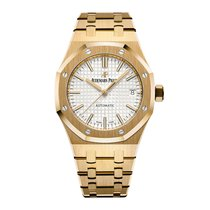 Audemars Piguet Royal Oak Automatic 37mm Watch Ref 15450BA.OO....