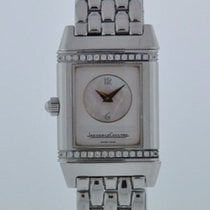 Jaeger-LeCoultre DIAMOND REVERSO DUETTO 266.8.44 - BOX-PAPERS...