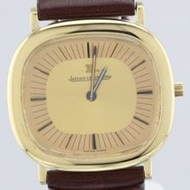 Jaeger-LeCoultre Vintage  Manual Wind Gold Watch 34x31.5mm...