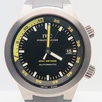IWC Aquatimer Titanium Ref. IW353804 (Box&Papers)