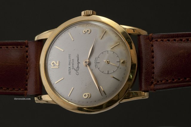 Patek Philippe personalizzato &amp;#34;trucchi&amp;#34; amagnetic