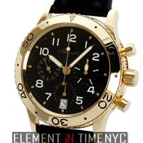 Breguet Pilot Series Type XX Transatlantique 18k Yellow Gold 40mm