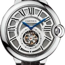 Cartier W6920021 BALLON BLUE DE 46mm WHITE GOLD 2017
