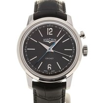 Vulcain 50s Presidents' Watch 39 Charcoal