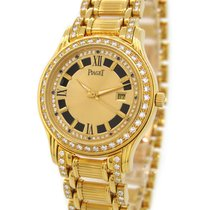 Piaget 18K Gold 24005M505D Auto, Original Diamond Dial and...