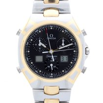 Omega Polaris 1/100 Olympic Chronograph Historic Watch...