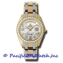 Rolex Masterpiece Tridor 18948 Pre-Owned