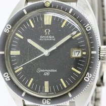Omega Seamaster 120 Cal 565 Steel Automatic Mens Watch 166.027...