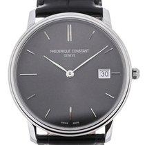 Frederique Constant Slim Line Classic Range Dark Grey