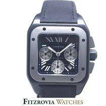 Cartier Santos 100XL Chrono ADLC W2020005