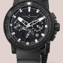 Ulysse Nardin Diver Black Sea Chronograph · Black Sea Chronogr...