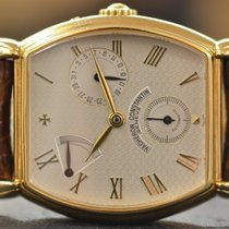 Vacheron Constantin Jubilee 240 Tonneau in 18k Yellow Gold