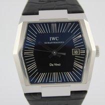 IWC Da Vinci Automatik #K2809/11 1A Zustand mit Box