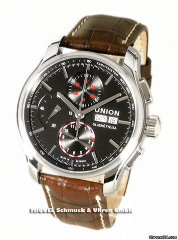 Union Glashütte Union Viro Chronograph (neu)