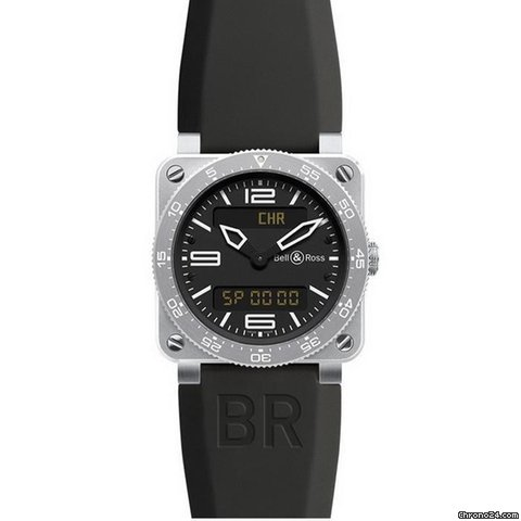 Bell &amp;amp; Ross Men&amp;#39;s BR 03 Type Aviation