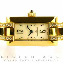 Jaeger-LeCoultre Ideale 18Kt yellow gold Diamnds HW