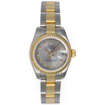Rolex Ladies Datejust 2-Tone Watch 179173