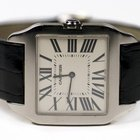 Cartier Santos Dumont 18K Solid White Gold