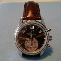 Patek Philippe 5960p Cronografo Calendario Annuale Platino...