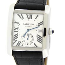 Cartier Tank MC Automatic Stainless Steel