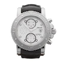 Montblanc Sport Chronograph 44mm Stainless Steel Gents 104280