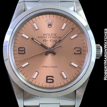Rolex 14000 Oyster Perpetual Airking Stainless Automatic
