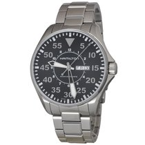 Hamilton Khaki Pilot 46mm H64715135 Watch