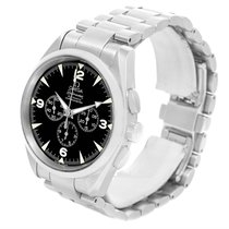 Omega Aqua Terra Railmaster Mens Chronograph Watch 2512.52.00
