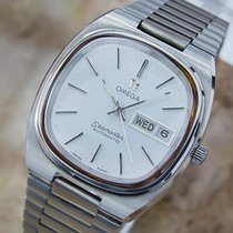 Omega Seamaster Vintage Rare Stainless Steel Swiss Automatic...