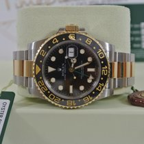 Rolex GMT Master II Stahl/Gold 116713LN LC100