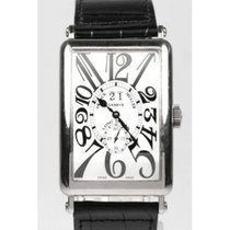 "Franck Muller 18kt Gold LONG ISLAND ""BIG DATE"""
