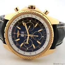 Breitling Bentley 6.75 Automatic 18k Yellow Gold 49mm