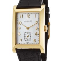 Longines Limited edition 18K Yellow Gold 47gr Men's Watch...
