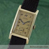 A. Lange & Söhne 14k Gold Handaufzug Herrenuhr Von 1941...