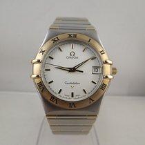 Omega Constellation ref. 13123000 acciaio ed oro quartz