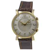 Jaeger-LeCoultre Vintage  Memovox Yellow Gold