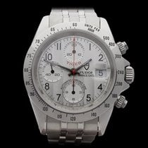Tudor Prince Date Tiger Edition Chronograph Stainless Steel...